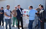 1 100 fermerë subvencionohen nga komuna e Prizrenit me farë gruri