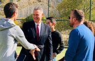 Dragash/Koordinatori Hoti takohet me fituesit e garave republikane
