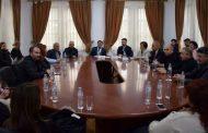 Shkëmbimi i përvojave në fushën e arsimit dhe kulturës mes Prizrenit dhe  komunës  Nilufer nga Turqia