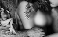 """Gruaja me trupin """"më të përkryer në botë"""" pozon cullak bashkë me të dashurin"""