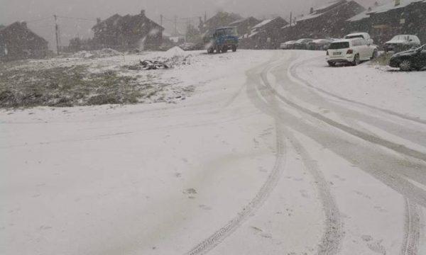 Prevalla mbulohet nga bora