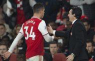 Emery jep lajmin e madh për Xhakën