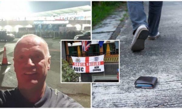 Nuk ndalet anglezi që i humbi kuleta në Prishtinë, tani po kërkon tifozin shqiptar që ia fali biletën