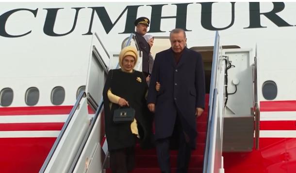 Erdogan arrinë në Uashington për bisedime me Trump