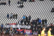 """UEFA do ta dënojë Serbinë, shkak mesazhi """"Kosova është Serbi"""""""
