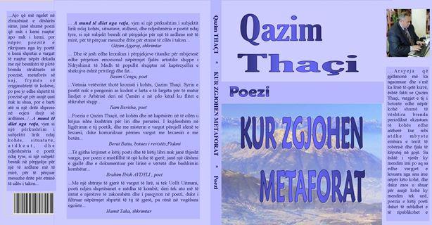 Metafora si univers i lirisë dhe shpresës në këngën poetike të Qazim Thaçit