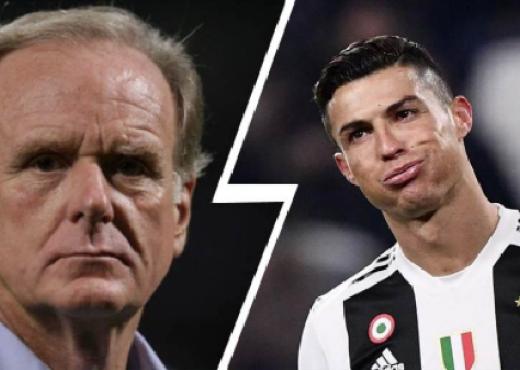 Ish-presidenti i Juventusit i jep të drejtë Sarrit dhe jo Ronaldos