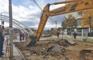 Opozita në Suharekë e akuzon pushtetin për kaos gjatë realizimit të projektit të sheshit