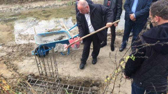 Nisin punimet për rregullimin e shtratit të lumit në Nagavc të Rahovecit