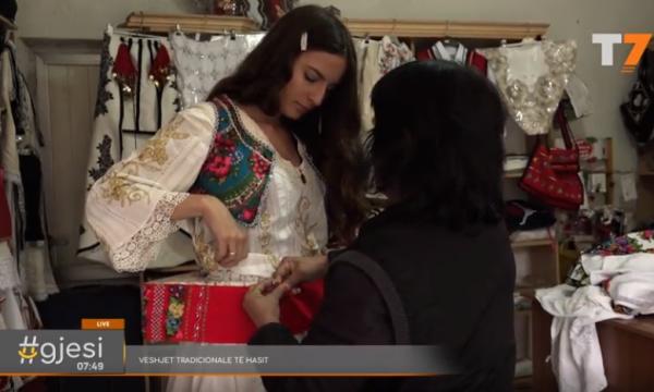 Këto janë veshjet tradicionale të Hasit (Video)