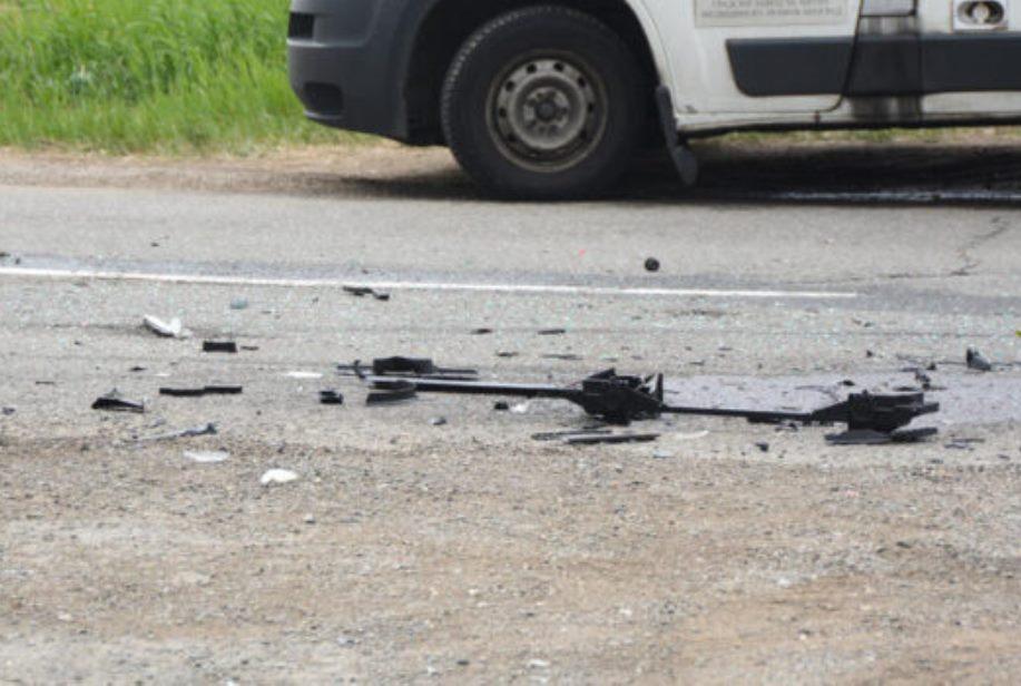 Dy aksidente në Suharekë, tre të lënduar