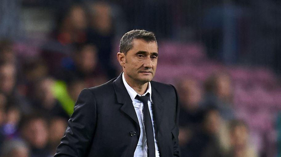 Valverde po ia humb identitetin Barcelonës