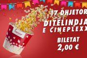 Cineplexx feston ditëlindjen me super-ofertë, të gjitha biletat 2,00 euro
