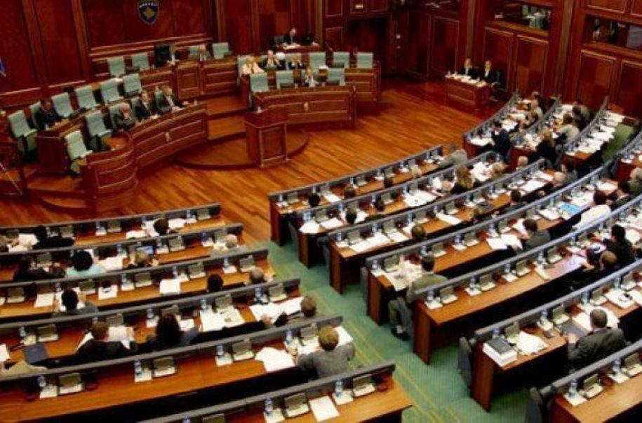 Kuvendi me funksione të cunguara pa qeverinë