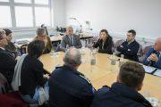 Haradinaj viziton të strehuarit nga Shqipëria në Parkun Inovativ në Prizren