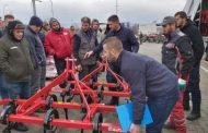 Komuna e Rahovecit shpërndanë për fermer 74 kultivator me paisje përcjellëse