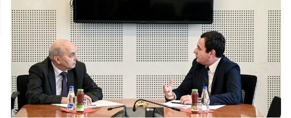Marrëveshja për bashkëqeverisje- Edhe sot takohen LVV dhe LDK