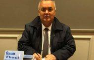 Doli nga shtypi libri i ri i gazetarit nga Prizreni, Qazim Thaçi