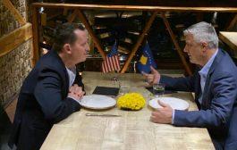Njeriu i Trump: Amerika dëshiron të hap vende pune në Kosovë