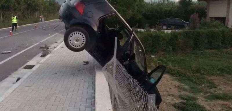 Shqipëri, 227 persona kanë vdekur në aksidente rrugore në 2019-ën