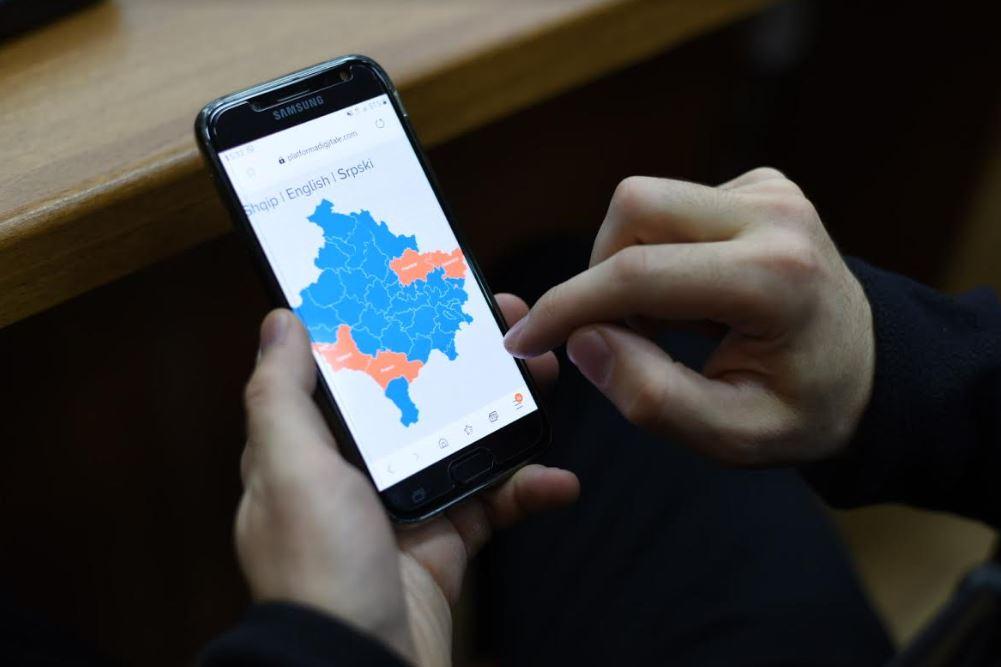 OSBE dhe komuna e Prizrenit lansojnë Platformën Digjitale për Pjesëmarrje të Publikut