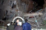 Pamjet me dron tregojnë dëmet e mëdha të tërmetit në Turqi
