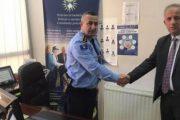 Suhareka bëhet me komandant të ri të Policisë