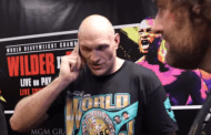 Telefonata emocionuese e Furyt me babanë e vet, pas triumfit ndaj Wilderit