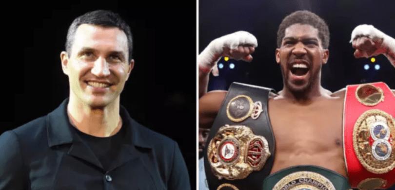 Klitschko lavdëron Joshuan: Ja pse ai do t'i marrë të gjithë titujt në boks