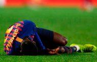 Barcelona konfirmon se Dembele do të operohet