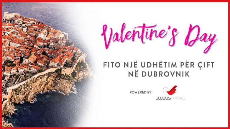Për ditën e Shën Valentinit, Cineplexx dhuron udhëtim në Dubrovnik për një çift
