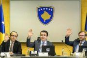 Qeveria Kurti s'i denoncon vendimet e jashtëligjshme të Qeverisë Haradinaj